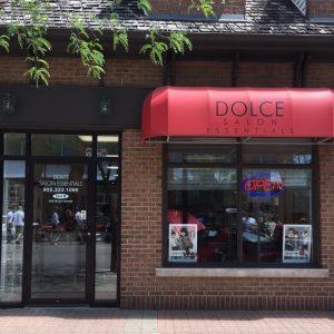 Dolce Salon Essentials Storefront