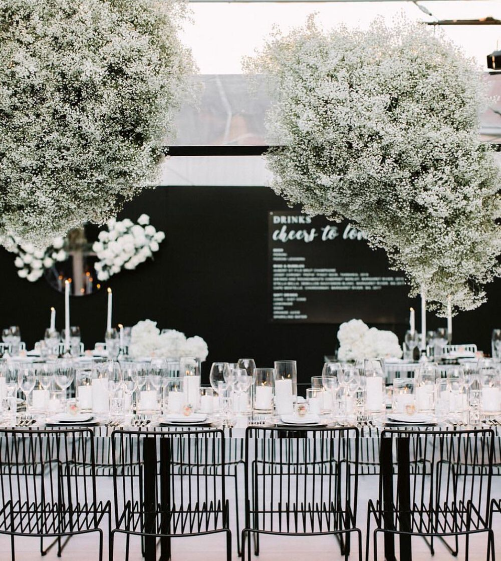 10 Elevated Ways To Style Baby's Breath at Your Wedding ⋆ Ruffled